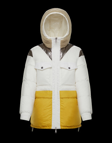 THERET White Category Parka Man
