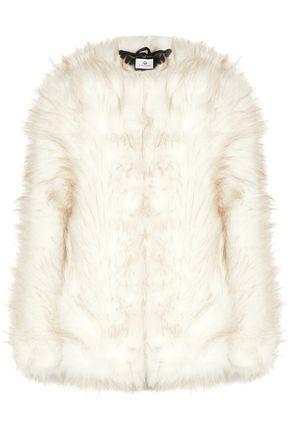 A PERDIFIATO Maria faux fur coat