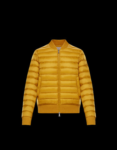 ABRICOT Ochre Category Bomber Jacket