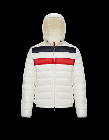 KOUROU White Down Jackets Man