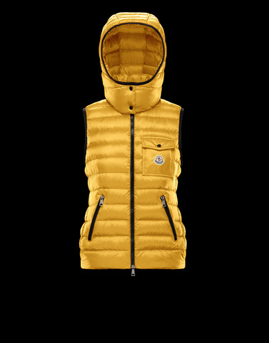 GLYCINE Ochre Category Vests