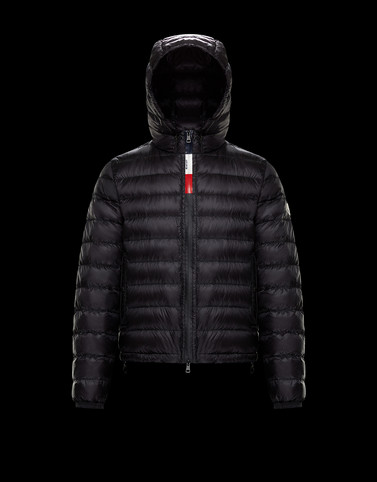 ROOK Black Down Jackets