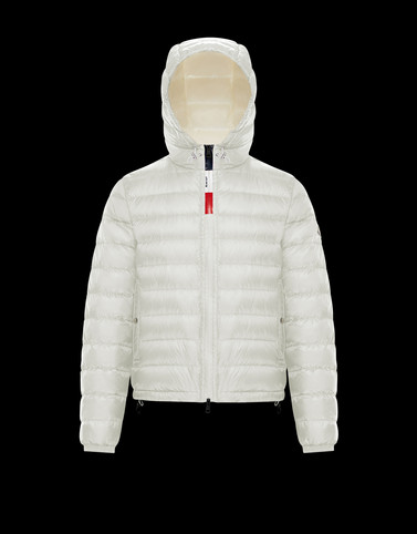 ROOK Ivory Down Jackets Man