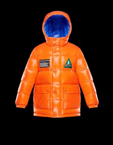 UBAYE Orange Kids 4-6 Years - Boy Man