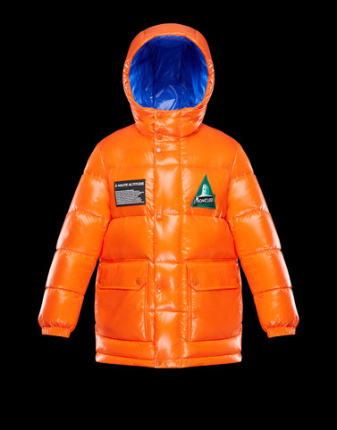 UBAYE Orange Junior 8-10 Years - Boy