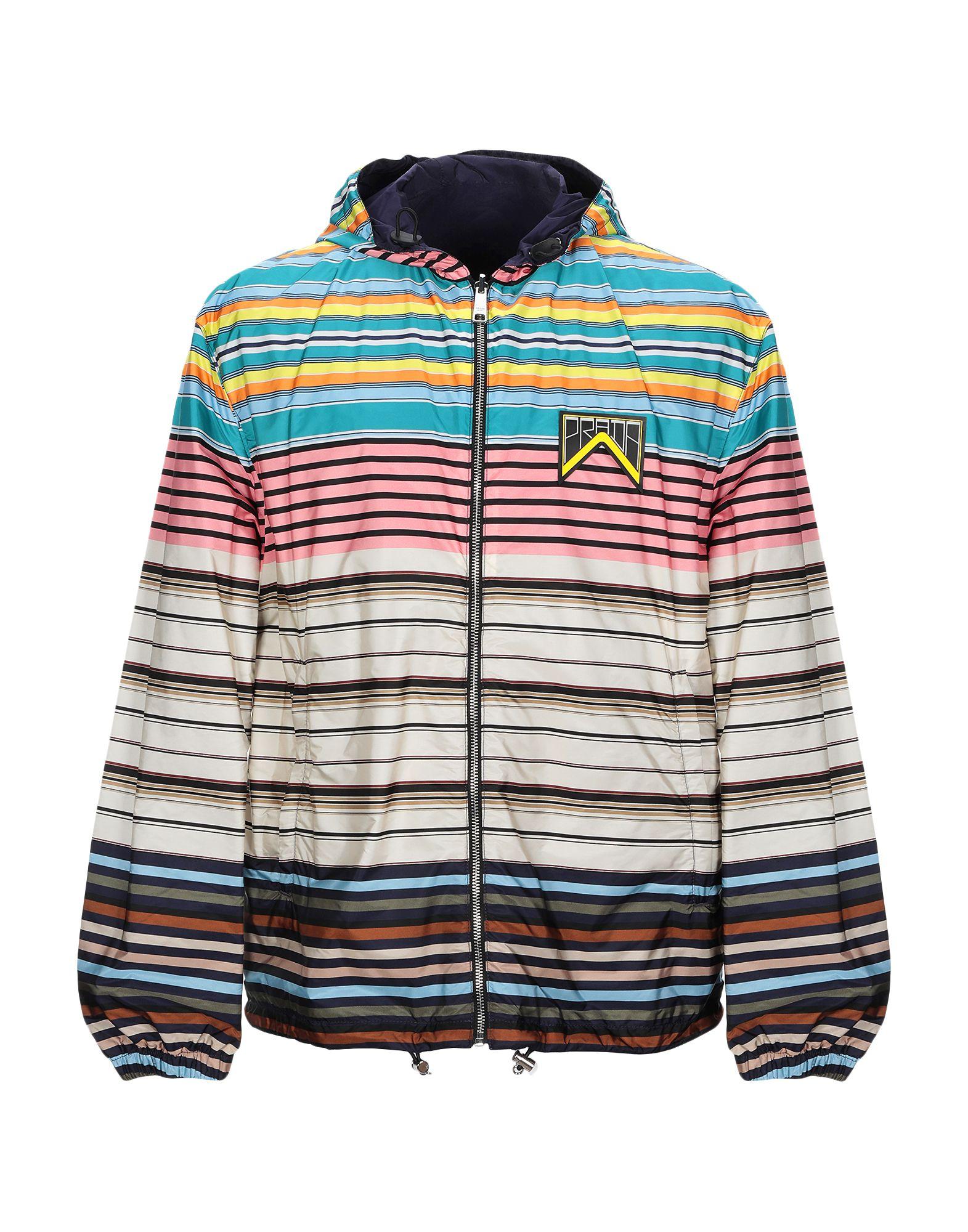 PRADA Jackets - Item 41937352