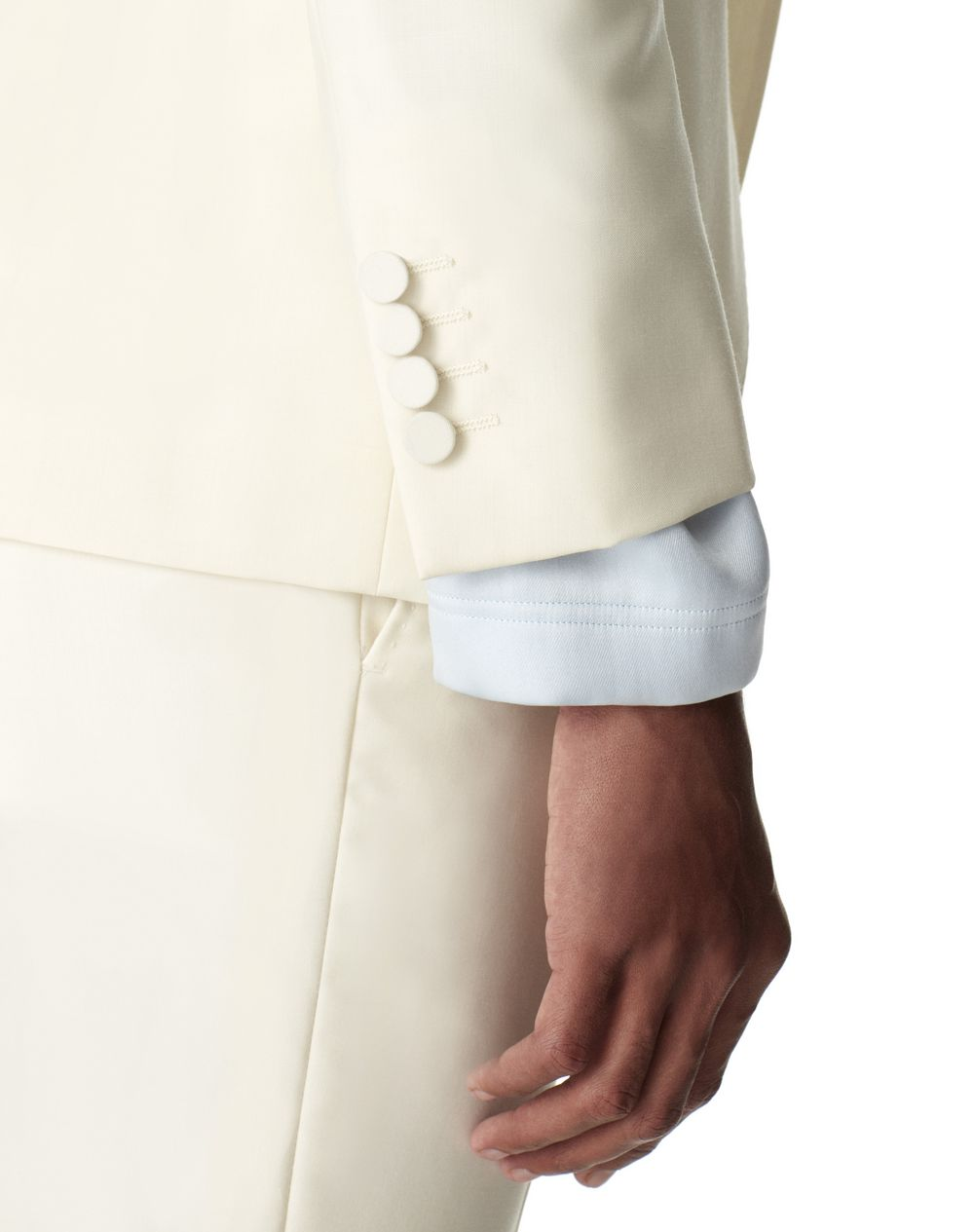 SHAWL COLLAR JACKET - Lanvin