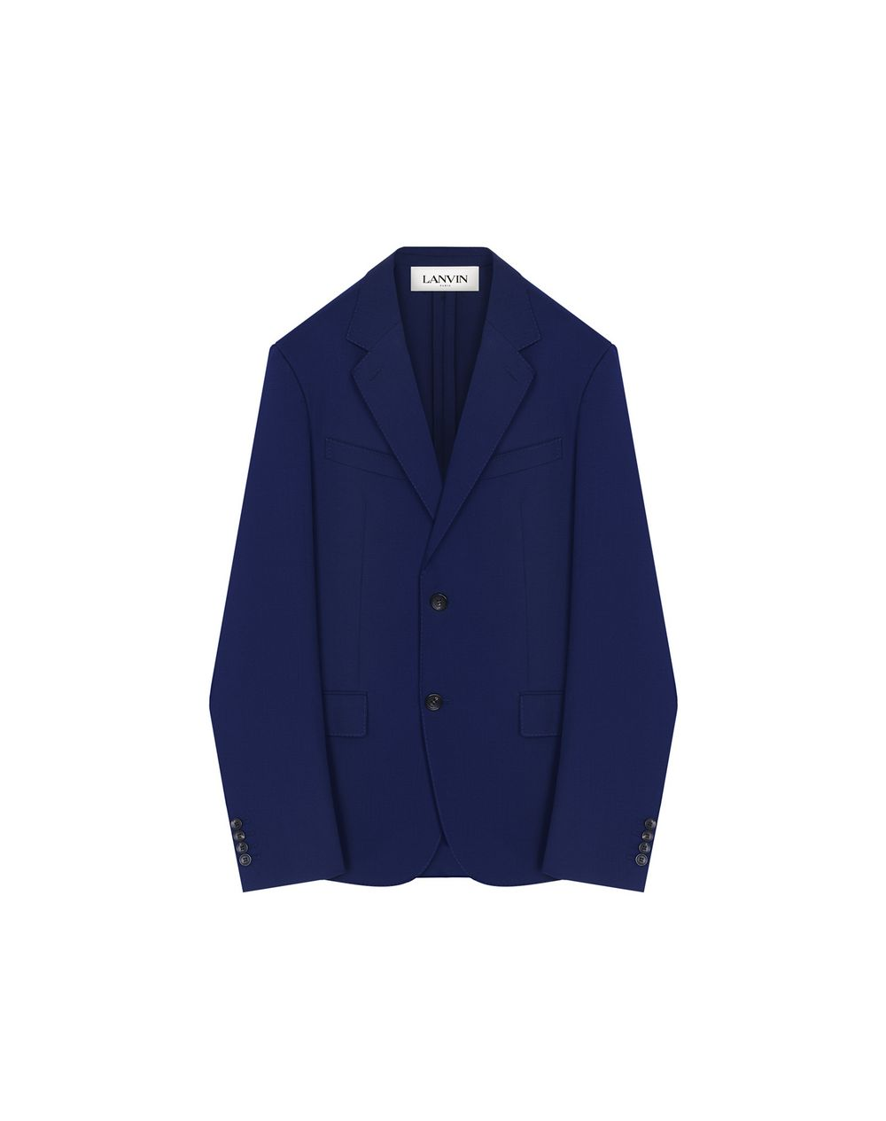 LIGHT EVENING JACKET IN WOOL AND MOHAIR - Lanvin