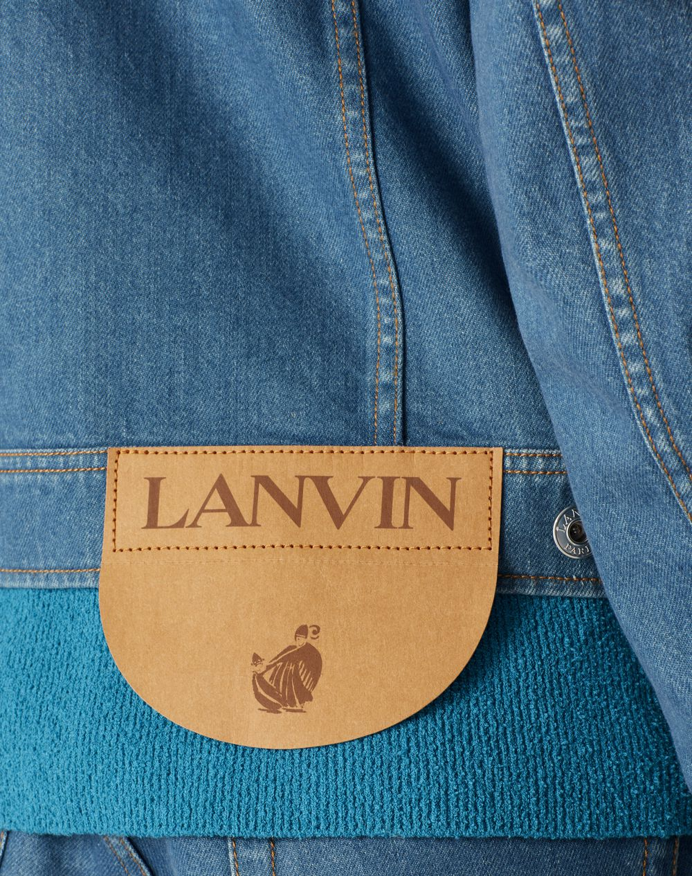 VESTE DENIM - Lanvin