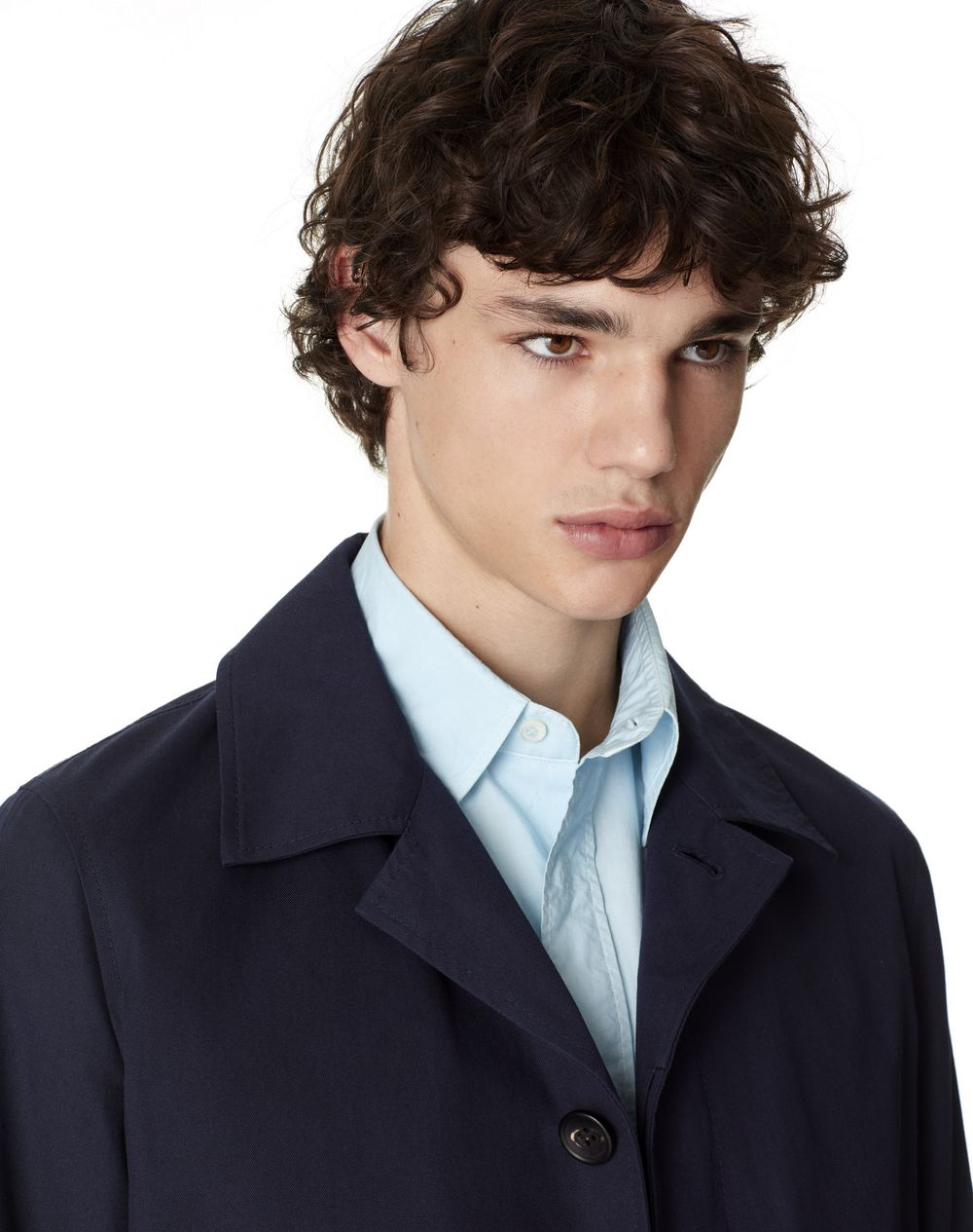 COTTON PEA COAT - Lanvin