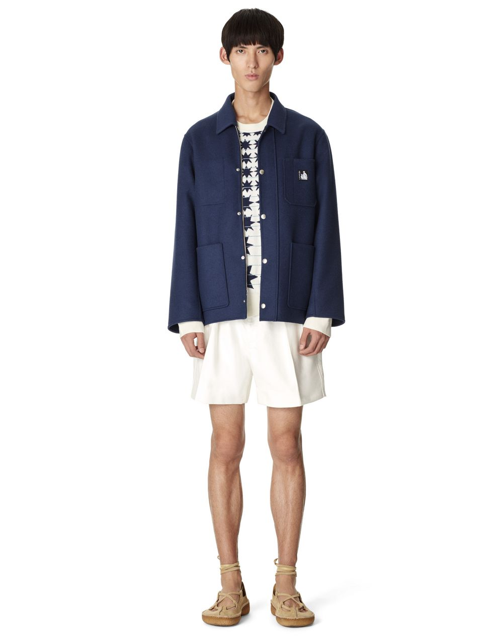 WORKWEAR SHIRT JACKET - Lanvin