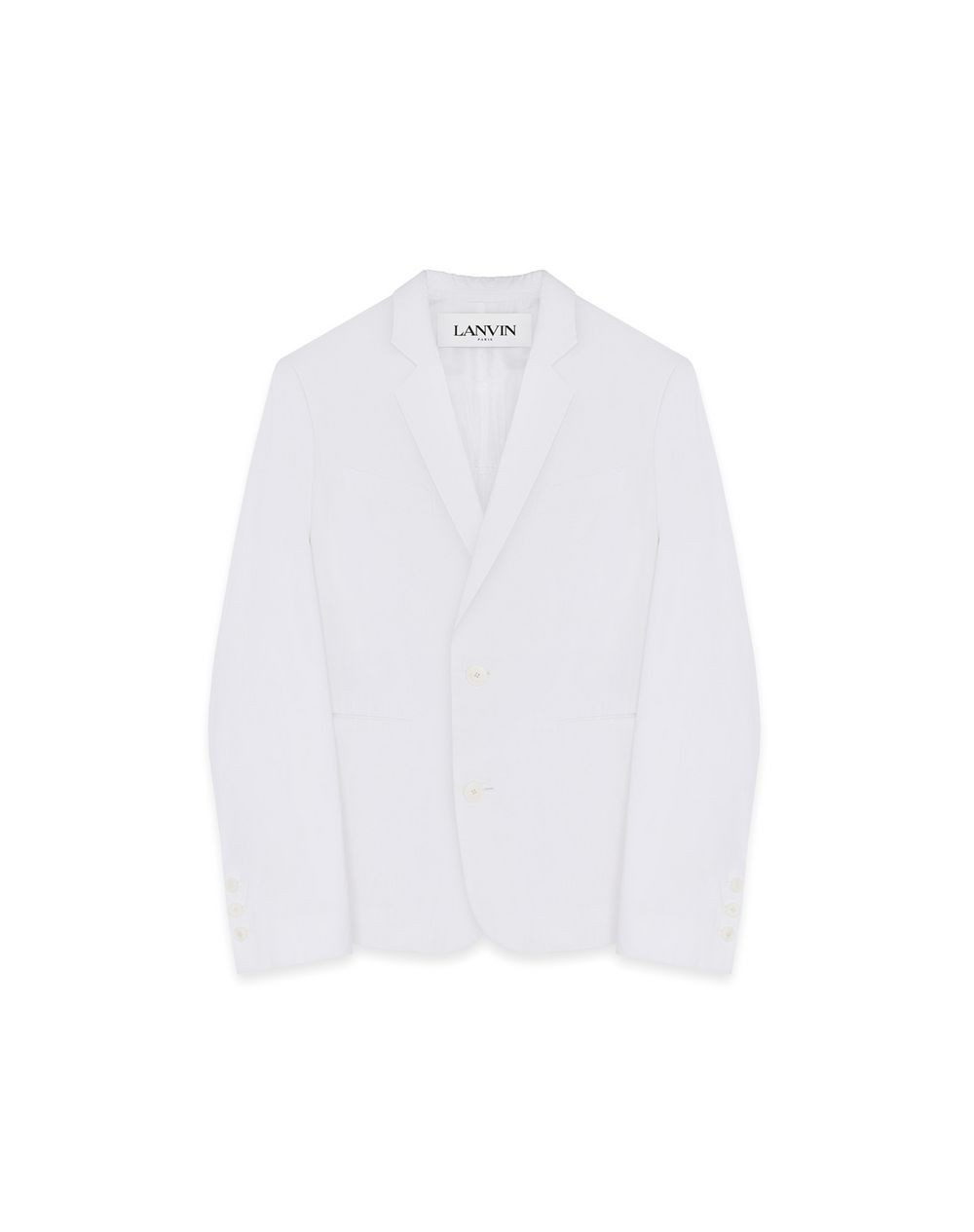 TAILORED PLEATED-EFFECT JACKET - Lanvin