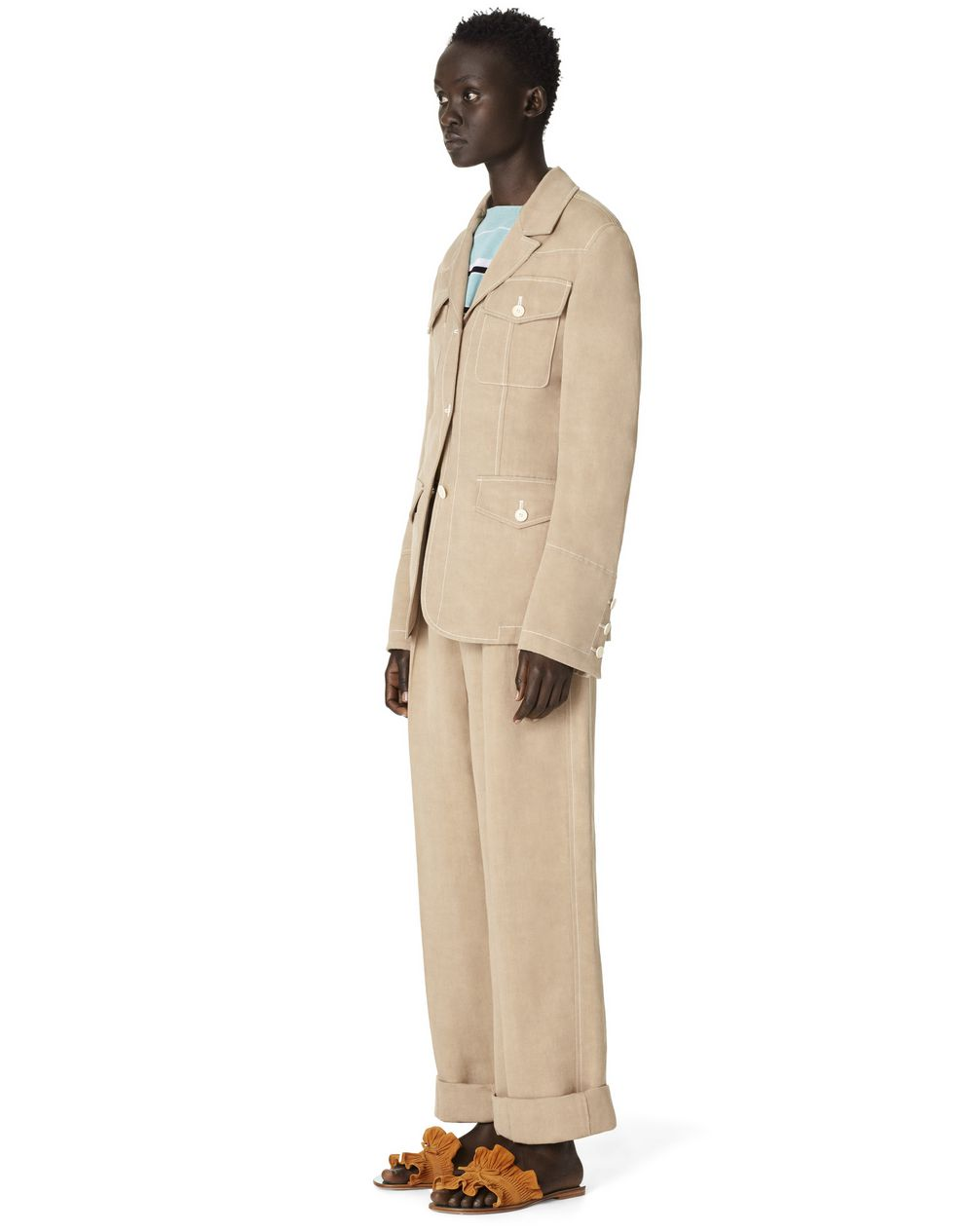 SAFARI JACKET - Lanvin