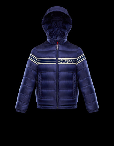 RENALD Dark blue Category Bomber Jacket Man