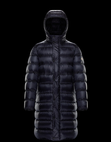 DARIEN Dark blue Category Parka Man