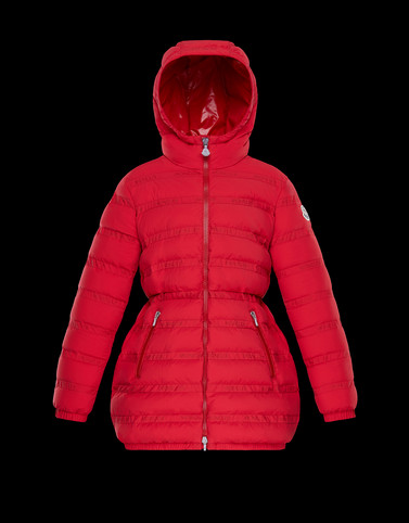 AVER Red Junior 8-10 Years - Girl Woman