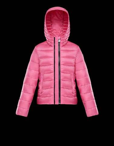 GLYCINE Pink Category Short outerwear