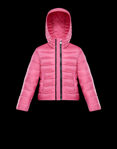 GLYCINE Pink Category Short outerwear Woman