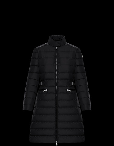 CAPUCINO Black View all Outerwear Woman