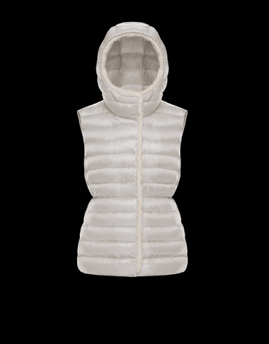 BEURRE Ivory Category Waistcoats Woman