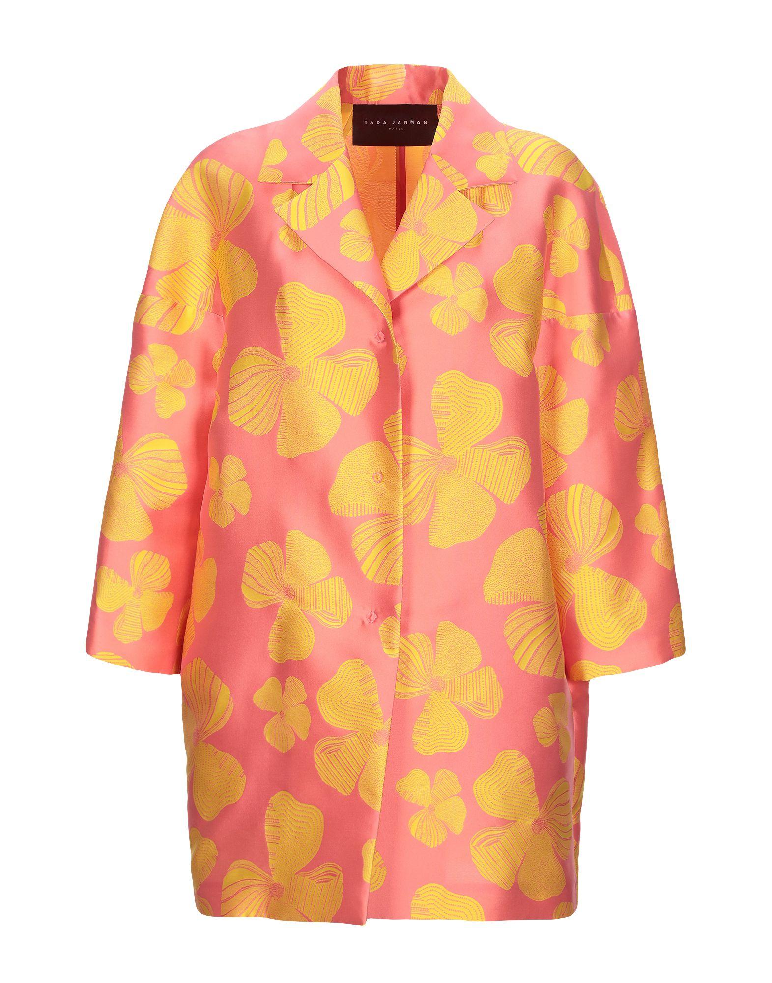 Фото - TARA JARMON Легкое пальто tara jarmon шелковая блузка с принтом