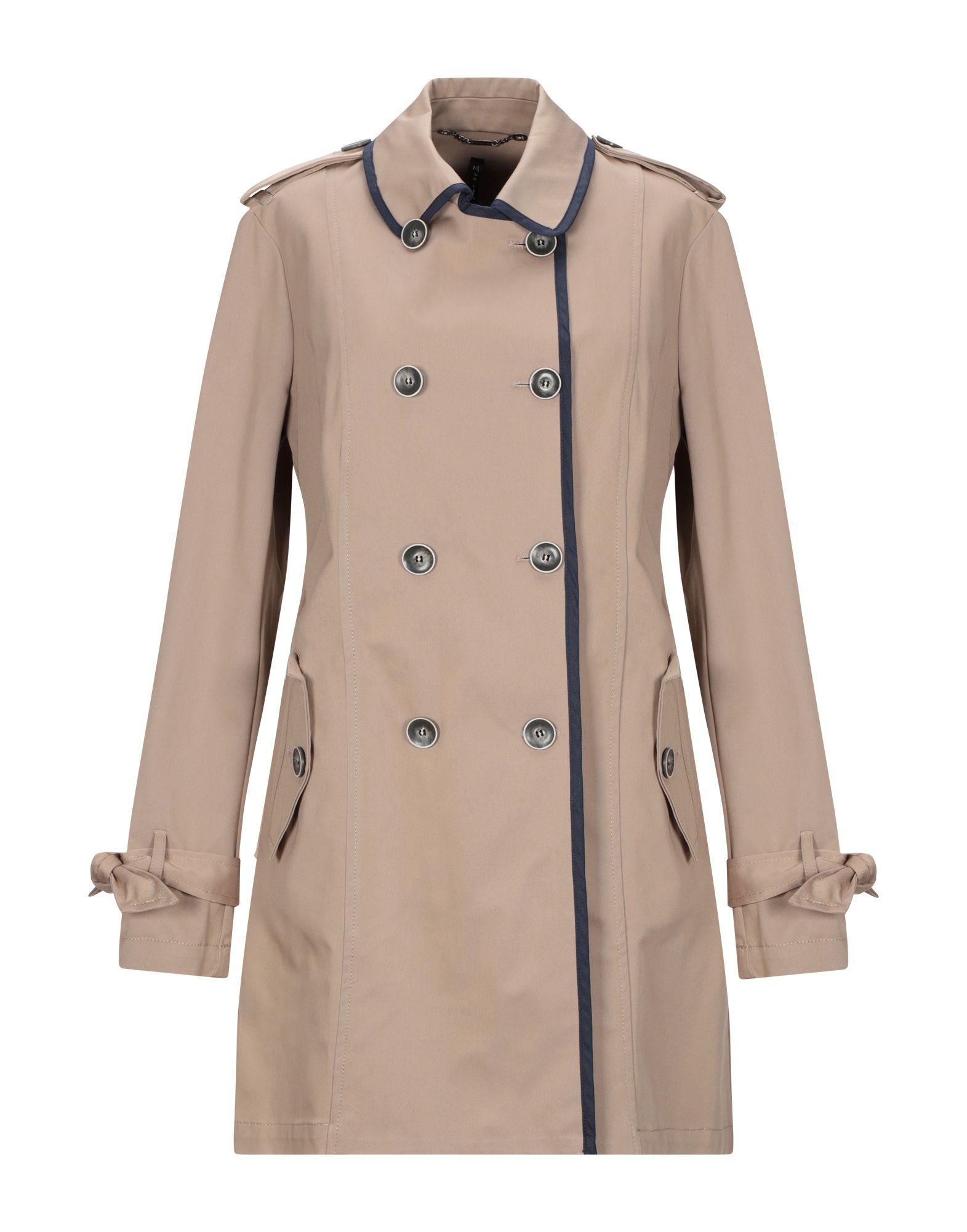 MANILA GRACE Легкое пальто