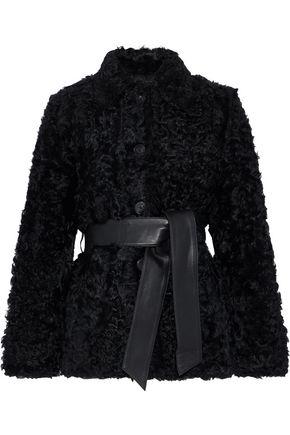 ANTIK BATIK Sheela belted wool coat