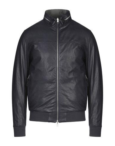 Фото - Мужскую куртку MINORONZONI темно-синего цвета