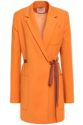 ROKSANDA Tie-front twill blazer