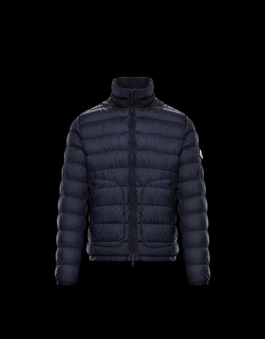 OCTAVIEN Dark blue Category Short outerwear Man