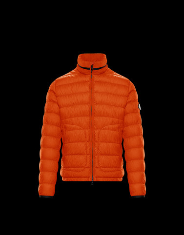 OCTAVIEN Orange Category Short outerwear Man