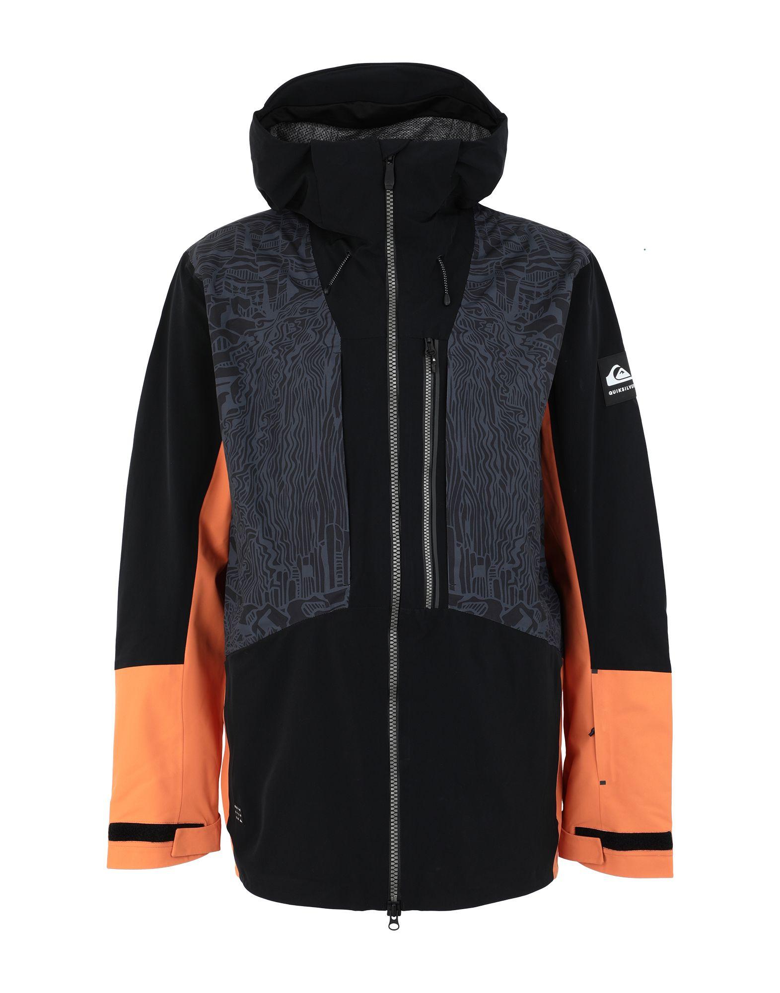 QUIKSILVER Куртка куртка quiksilver quiksilver qu192emedhx1