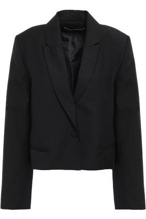 MICHAEL LO SORDO Cropped wool-twill blazer