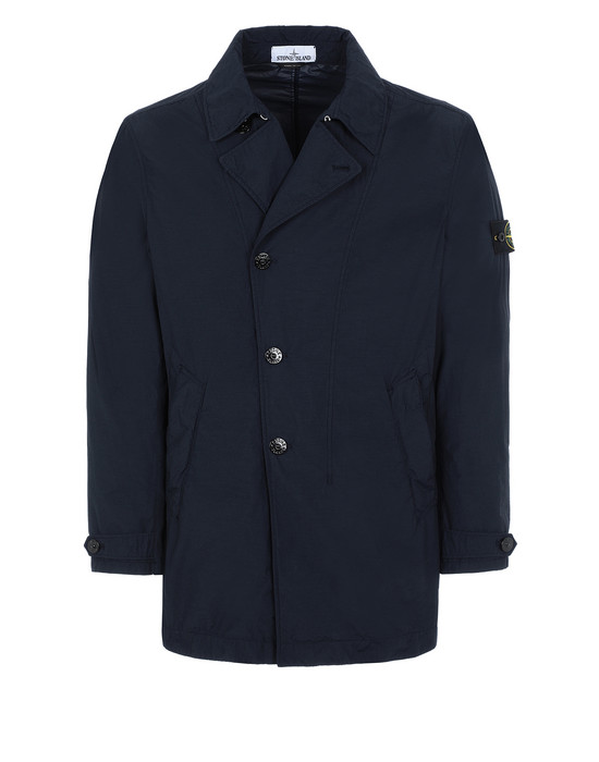 Mid-length jacket 42132 NASLAN LIGHT WATRO STONE ISLAND - 0