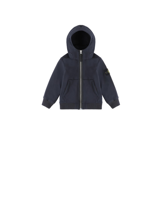 Jacket Man 40734 LIGHT SOFT SHELL-R Front STONE ISLAND BABY