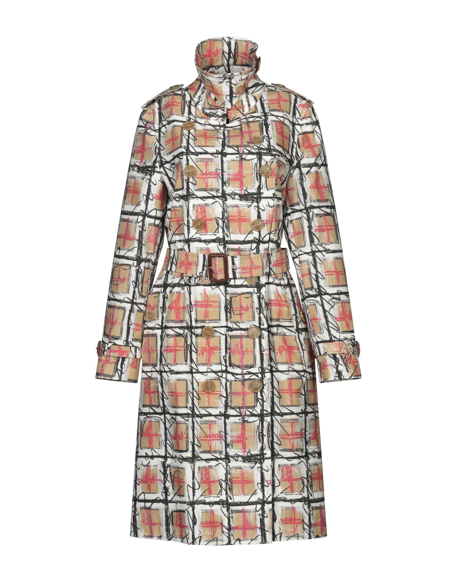 BURBERRY Overcoats - Item 41940728