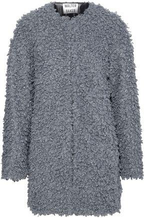 WALTER BAKER Amy faux shearling coat