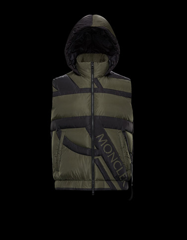PERMITY Military green 5 Moncler Craig Green