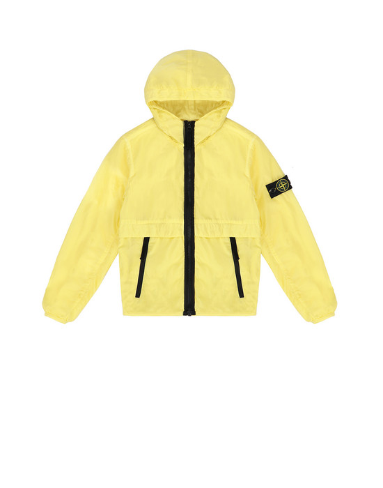 STONE ISLAND JUNIOR 40132 Jacket Man Lemon