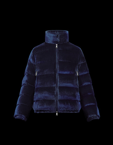 COPENHAGUE Dark blue Category Short outerwear