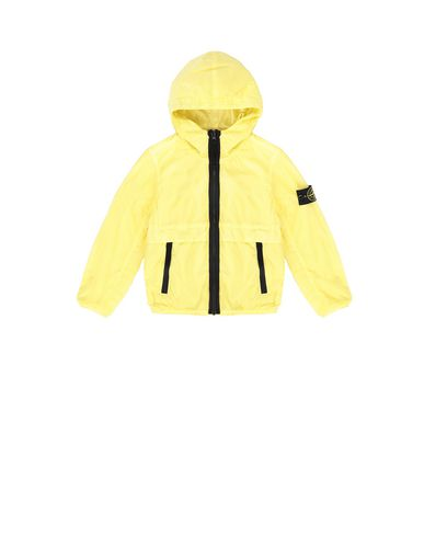 STONE ISLAND KIDS 40132 Jacket Man Lemon EUR 286