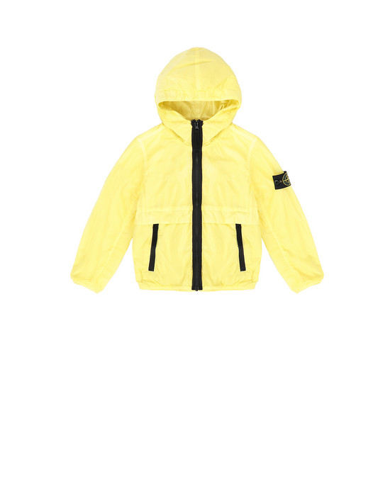 STONE ISLAND KIDS 40132 Jacket Man Lemon