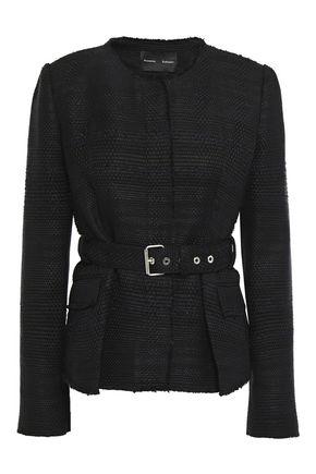 PROENZA SCHOULER Frayed tweed jacket