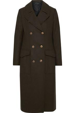 RAG & BONE Remington double-breasted wool-blend felt coat