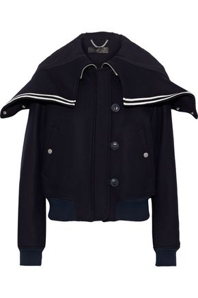 RAG & BONE Kingston wool-blend felt bomber jacket