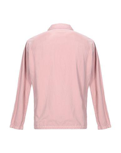 Фото 2 - Мужскую куртку BROOKSFIELD розового цвета