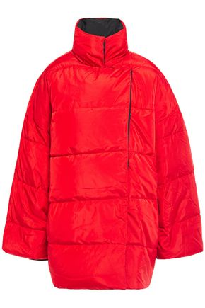 HOUSE OF DAGMAR Oversized quilted shell coat