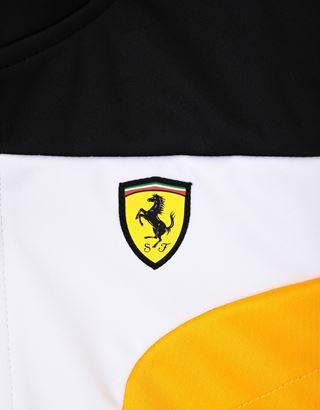 Scuderia Ferrari Online Store - Softshell boys' jacket - Bombers & Track Jackets