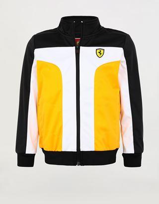 Scuderia Ferrari Online Store - Chaqueta de niño de Softshell - Chaquetas bómber y de chándal
