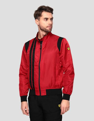 Men's Racing bomber with Shoulder Fit system